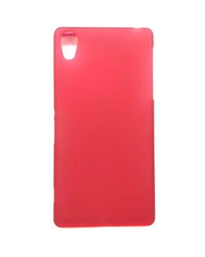 Чехол-бампер для Sony Xperia Z2 (красный)