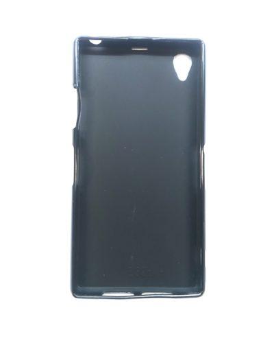 Чехол-бампер для Sony Z1 (черн)
