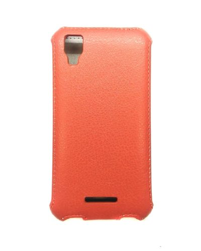 Чехол-флип для Sony Xperia T3 D5103 (оранжевый)