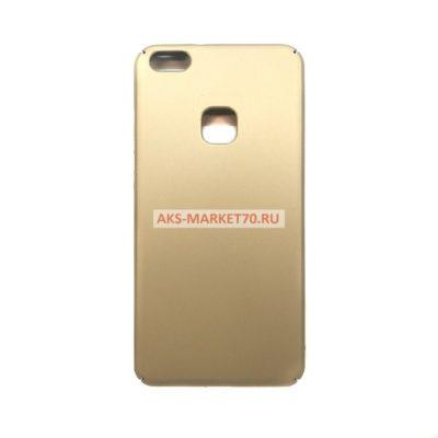 Чехол-бампер для Honor P10 Lite (золото)