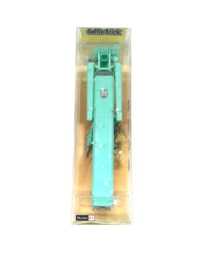 Селфи-палка Newaks K1 100см (бирюза)