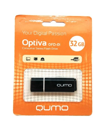 USB Flash 2.0 16Gb Qumo Optiva OFD-01