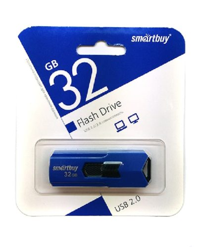 USB Flash 2.0 32Gb SmartBuy Stream
