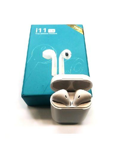 Беспроводные Bluetooth - наушники TWS i11 (белый)