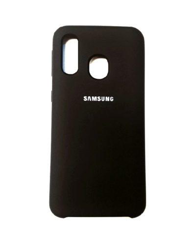Чехол-бампер Soft-Touch для Samsung A40