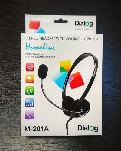 Dialog M-201A