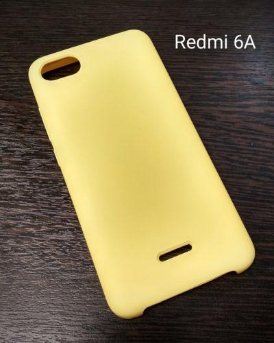 Xiaomi Redmi 6A (желтый)