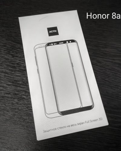 Защитное стекло Activ 3D для Huawei Honor 8A