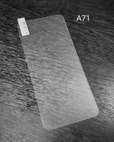 Защитное стекло BoraSco Samsung A715 Galaxy A71 2020 (прозрачный)