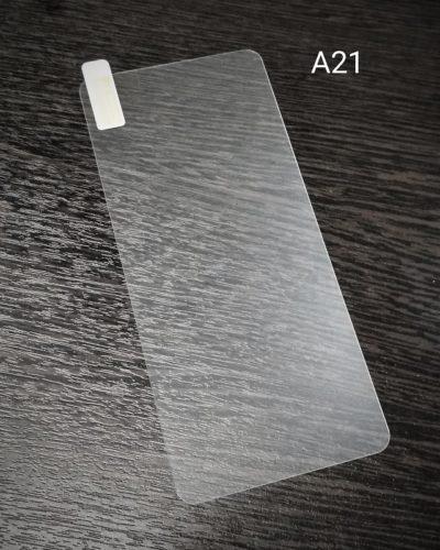 Защитное стекло Kurato RORI для Samsung SM-A215 Galaxy A21 (прозрачное)