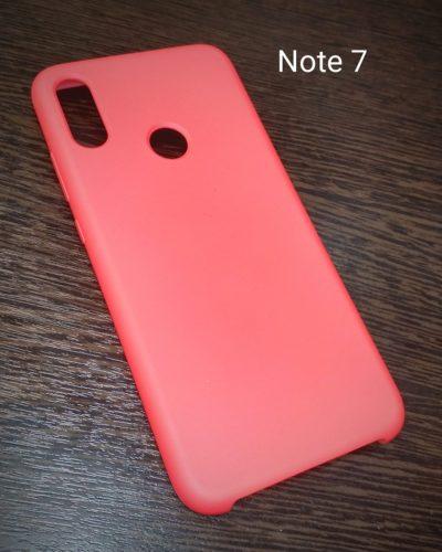 Xiaomi Redmi Note 7 (красный)