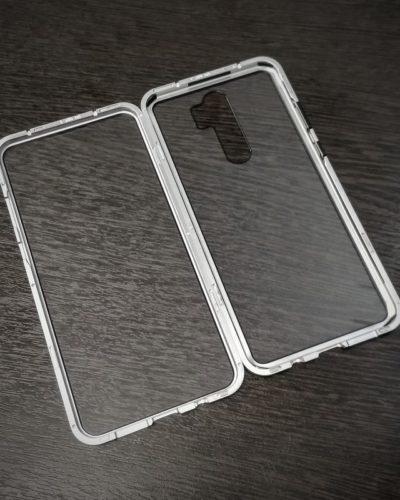 Магнитный чехол Note 8 Pro