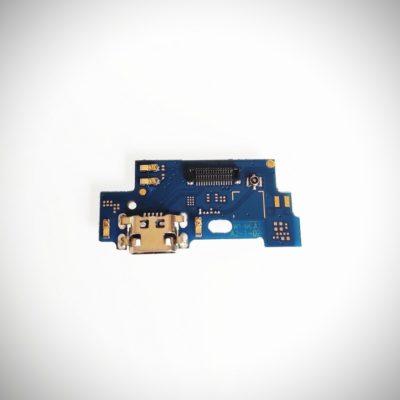 Шлейф Asus ZB555KL (ZenFone Max M1) плата на системный разъем/микрофон